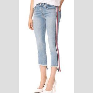 McGuire Denim Ibiza Skinny Cropped Jeans